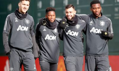 Manchester United will welcome overseas players back
