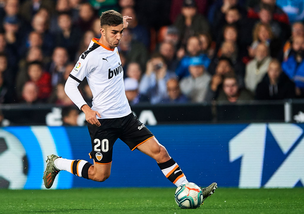 Ferran Torres is a talented player