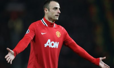 Dimitar Berbatov gave a positive appraisal to Manchester United on Anthony Martial