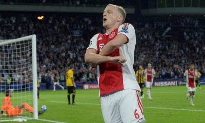 Donny van de Beek will soon become a Manchester United player