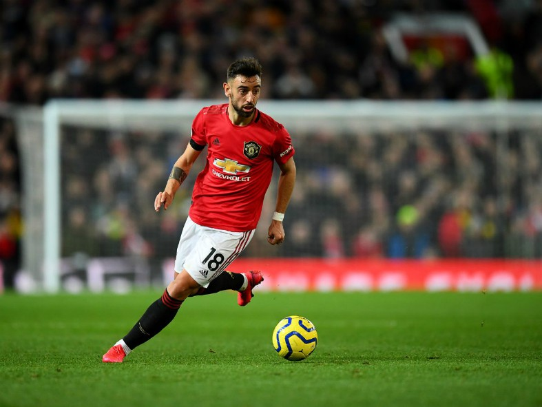 Former Manchester United boss Jose Mourinho has taken a swipe at superstar Bruno Fernandes