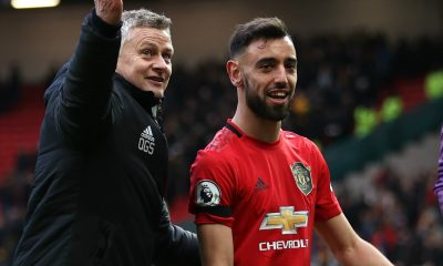 Ole Gunnar Solskjaer was given a glowing recommendation for Bruno Fernandes by Crsitiano Ronaldo