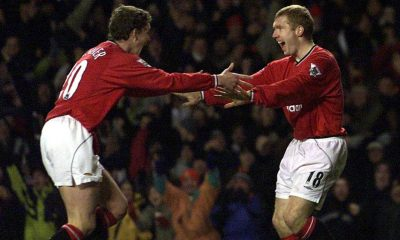 Scholes praised Solskjaer's use of the 4-2-3-1 on the night