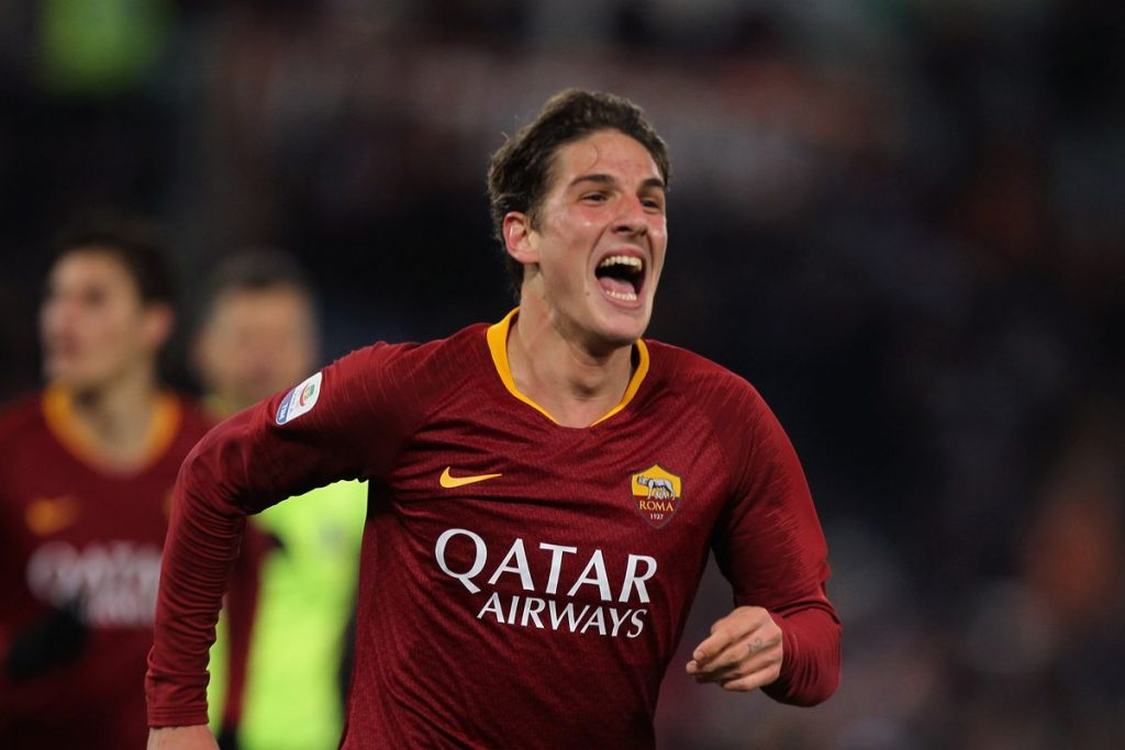 Manchester United face Liverpool threat in the pursuit of Nicolo Zaniolo