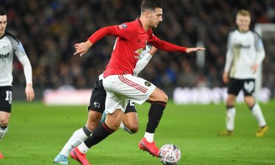 Ole Gunnar Solskjaer is keen on keeping Diogo Dalot at Old Trafford