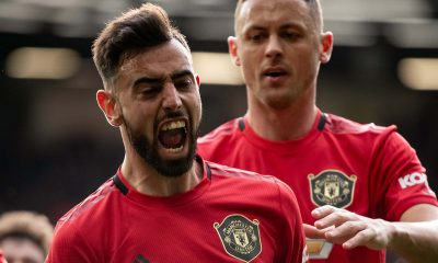 Bruno Fernandes could miss United's first game of the season