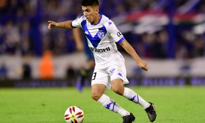 Thiago Almada has impressed for Velez Sarsfield
