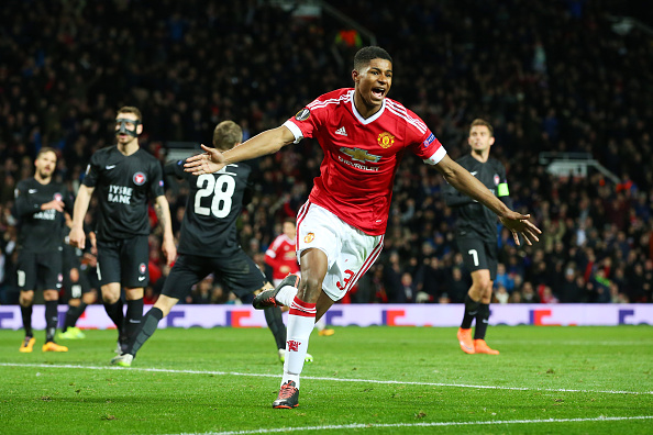 Twitter reacts as Marcus Rashford earns praise from Liverpool fans