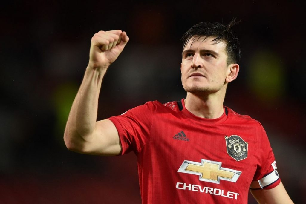 Manchester United signed Harry Maguire last summer