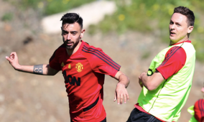 Bruno Fernandes snubbed Tottenham Hotspur to join Manchester United
