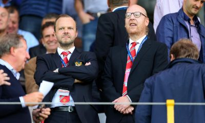 The Glazers are not interested inselling Manchester United