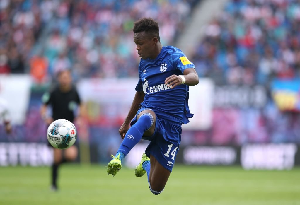 Rabbi Matondo has opened up on his future amidst Manchester United interest