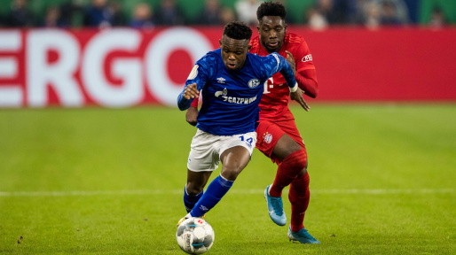 Manchester United are keeping tabs on Rabbi Matondo
