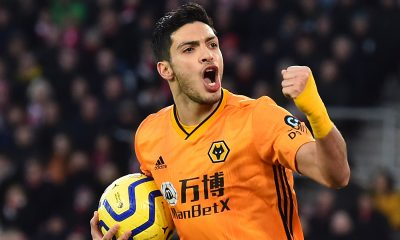 Raul Jimenez could be on his way to Manchester United