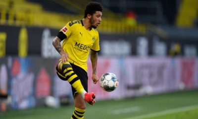 Jadon Sancho was deemed too expensive by Manchester United