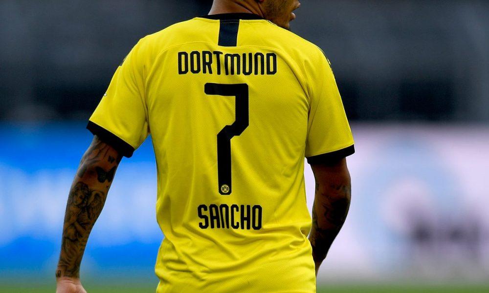 Man United ready to meet Dortmund's asking price for Jadon Sancho