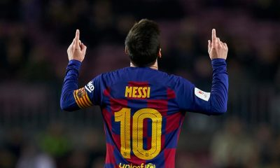Messi has asked to leave Barcelona