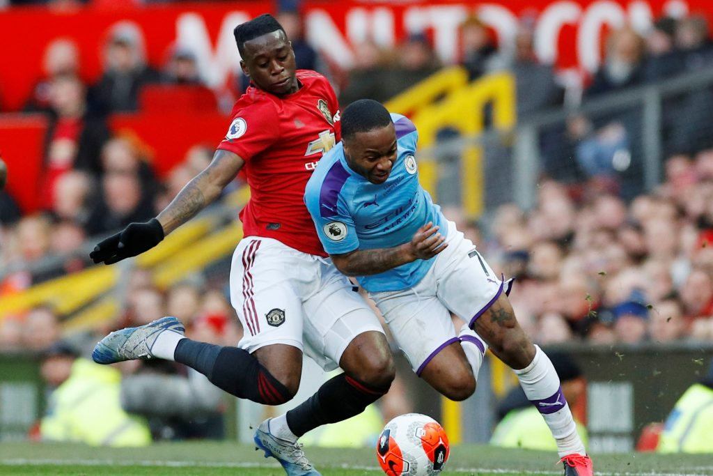 Manchester United are keen to bring in competition at right-back for Aaron Wan-Bissaka.