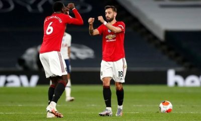 Pogba and Fernandes starred for Manchester United