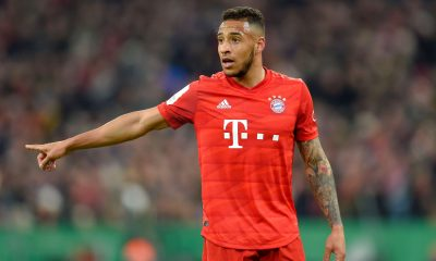 Corentin Tolisso (Credit: Bayern Munich official)