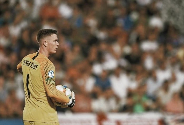 Manchester United have included Dean Henderson to the first-team squad list as displayed on the club's website ahead of the 2020-21 campaign.