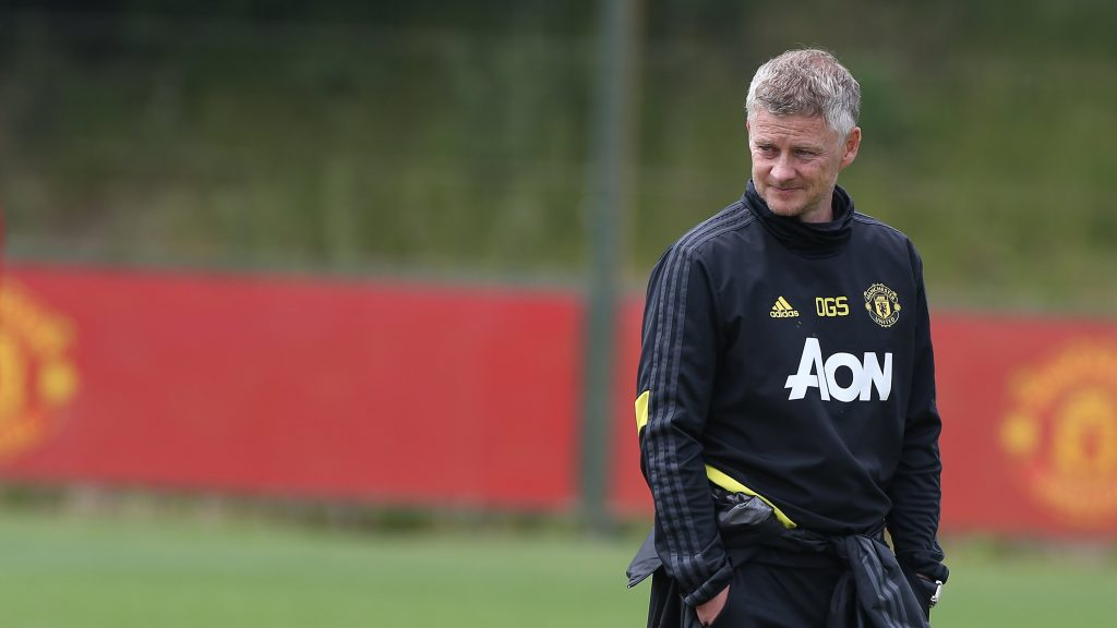 Ole Gunnar Solskjaer has promised to give youth a chance