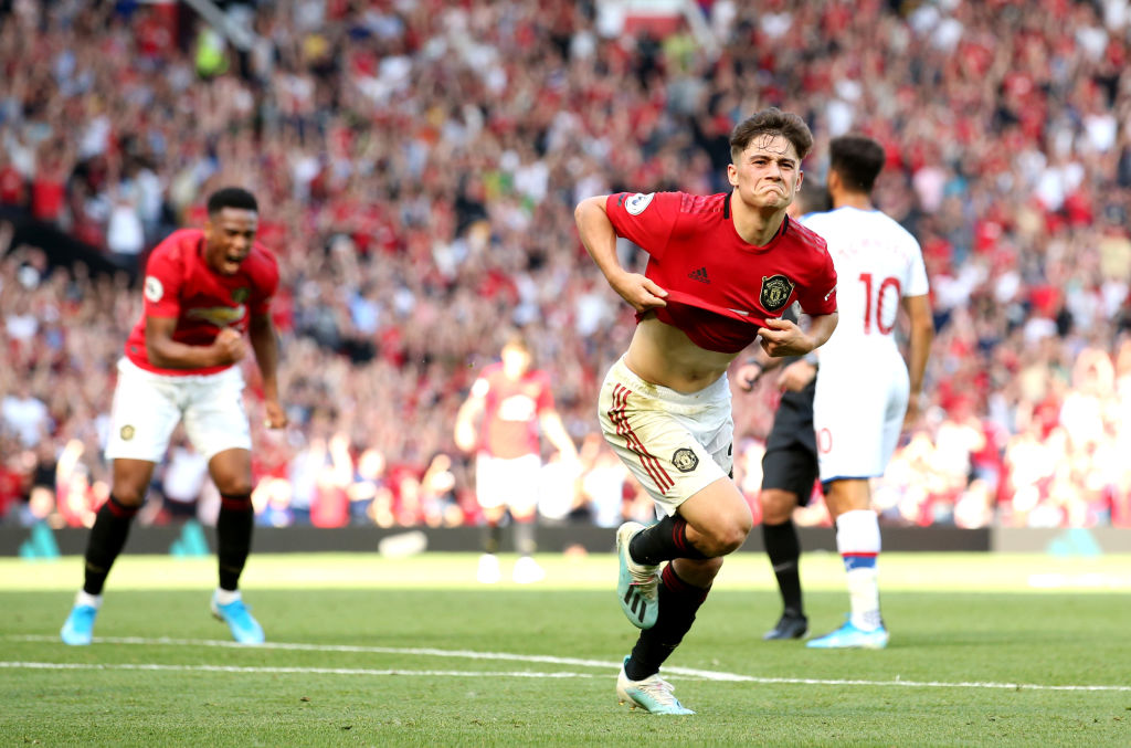 Manchester United could loan out Daniel James if they sign Jack Grealish