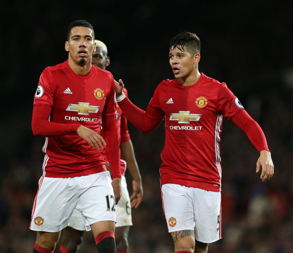 Manchester United will not extend Alexis Sanchez, and Chris Smalling's current loan deals with Inter Milan and Roma respectively