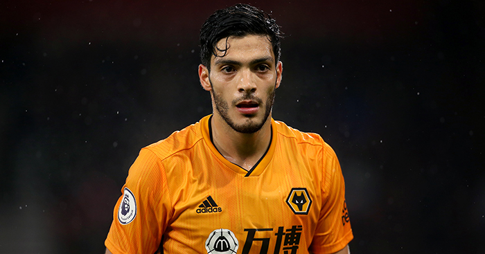 Raul Jimenez has been prolific for Wolves