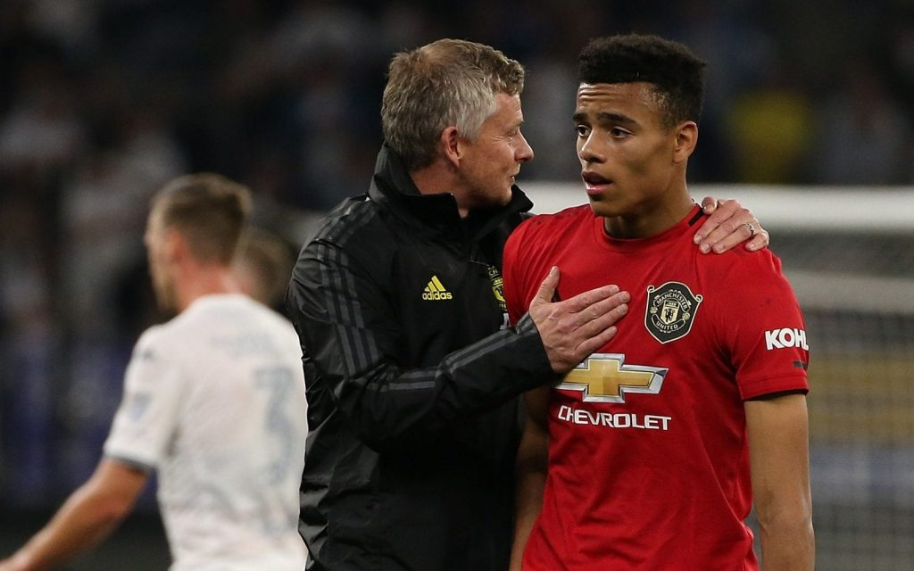 Mason Greenwood is playing with fire