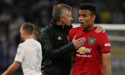 Mason Greenwood is Manchester United top scorer in the UEFA Europa League