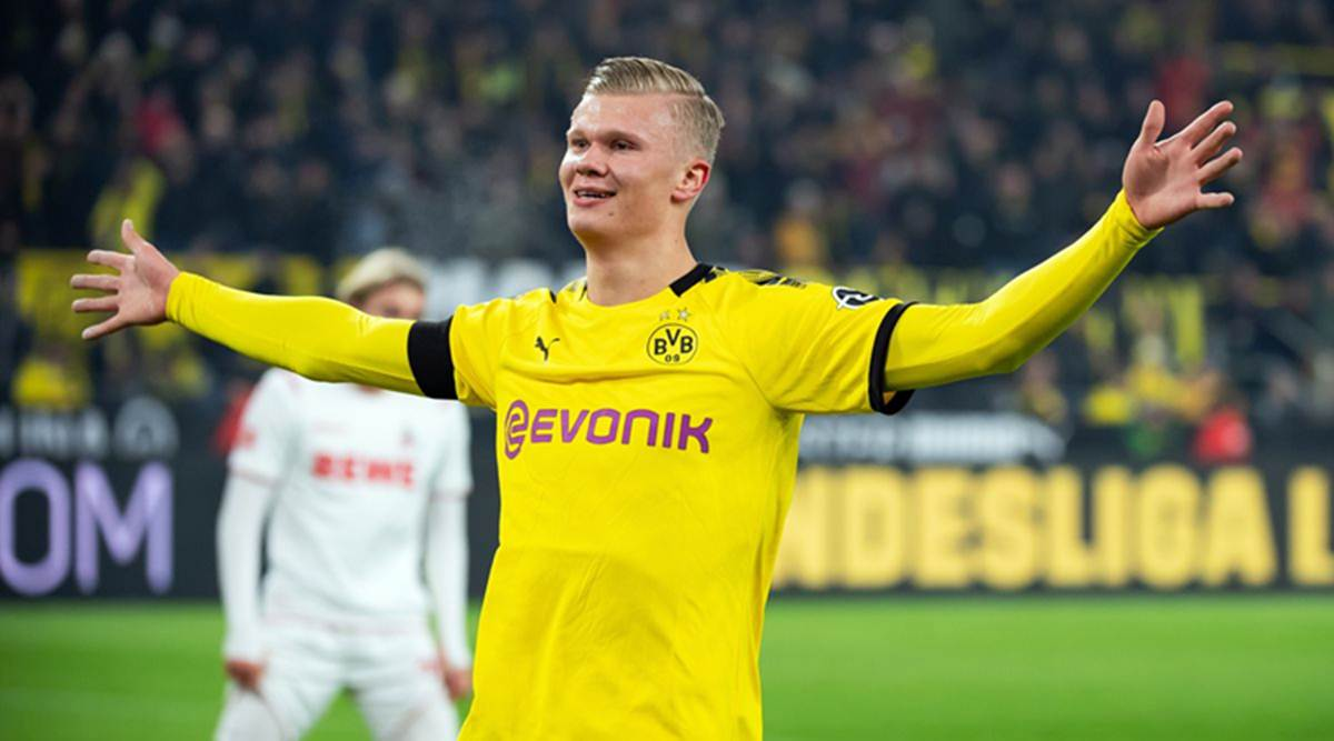 Erling Haaland snubbed Manchester United in favour of Borussia Dortmund