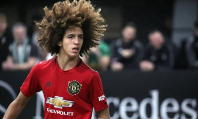 Manchester United signed Hannibal Mejbri from AS Monaco