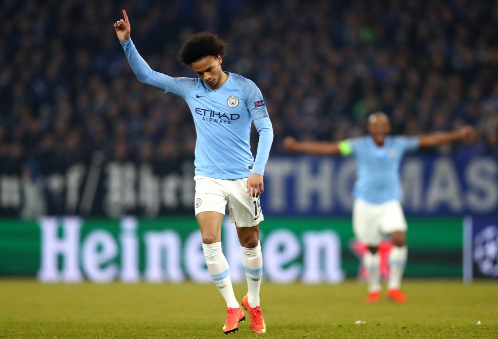 Manchester United hero Dwight Gayle has urged the club to sign Manchester City star Leroy Sane.