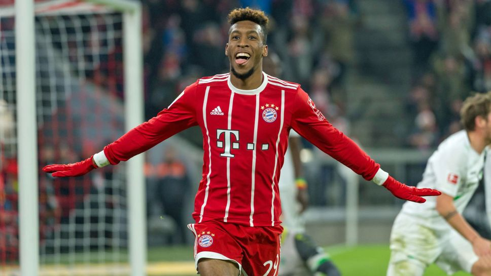 Manchester United are in advanced negotiations for Kingsley Coman
