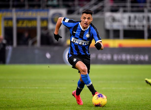 Sanchez has stepped up his performances for Inter