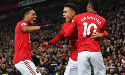 manchester United can set a new English premier League record if they defeat Aston Villa by three or more goals