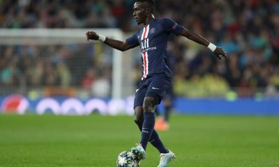 Gueye has impressed since joining PSG in 2019