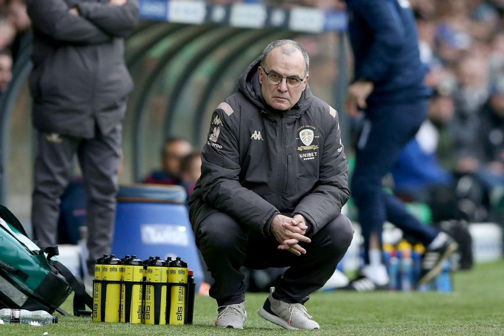 Marcelo Bielsa has led Leeds United to promotion