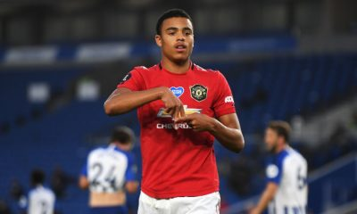 Greenwood has received a maiden call-up to the England national team