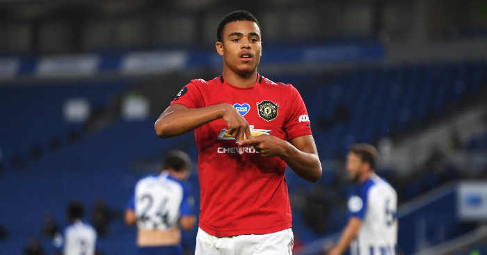 Manchester United are unhappy with Mason Greenwood regarding his lack of punctuality