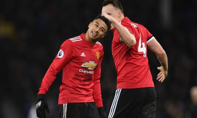 Lingard and Jones will be among the players to make way