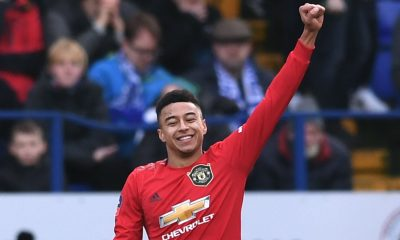 Jesse Lingard on his way out of Old Trafford?