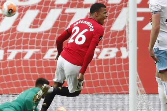 Manchester United are worried Mason Greenwood will throw his career away