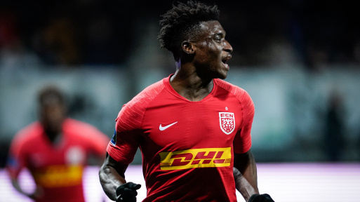 Mohammed Kudus has scored 12 goals this season