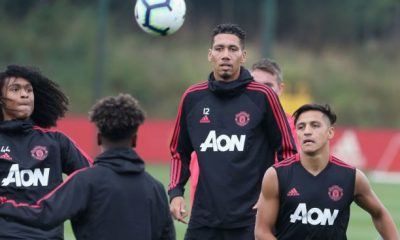 Roma signed Chris Smalling permanently last summer