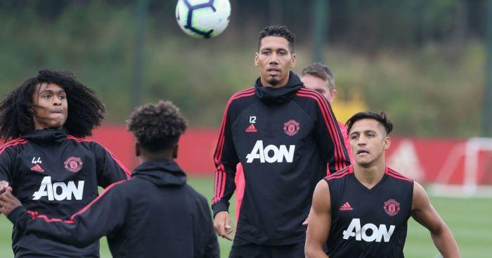 Roma set to make a fresh bid for Manchester United defender Chris Smalling