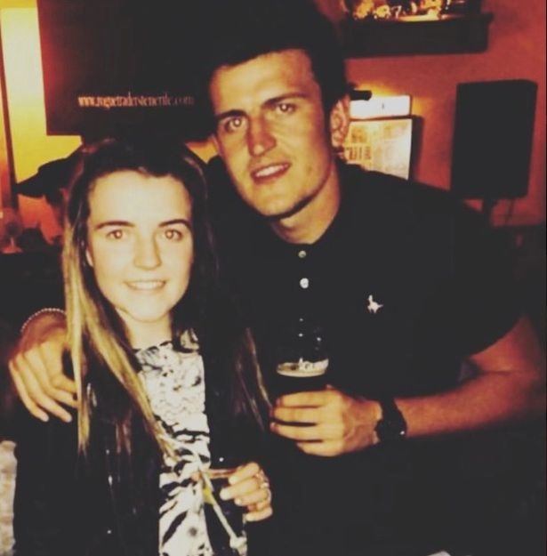 Maguire's sister was allegedly attacked prior to the brawl