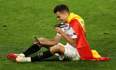 Reguilon is closing in on Tottenham move (Getty Images)