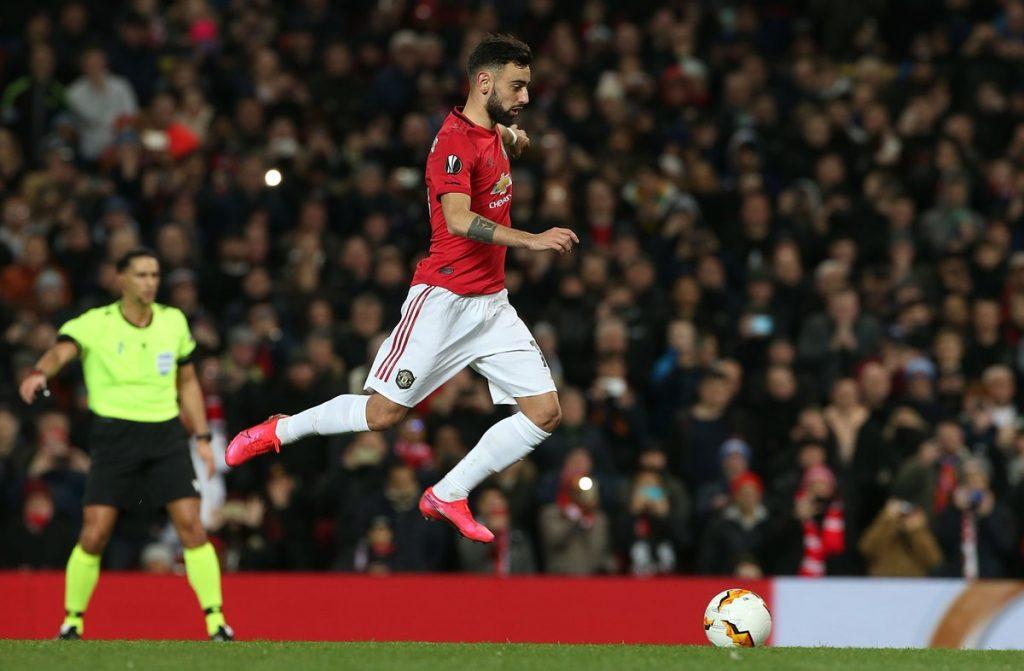 Bruno Fernandes reveals the secret behind his impressive Manchester United spot kick record